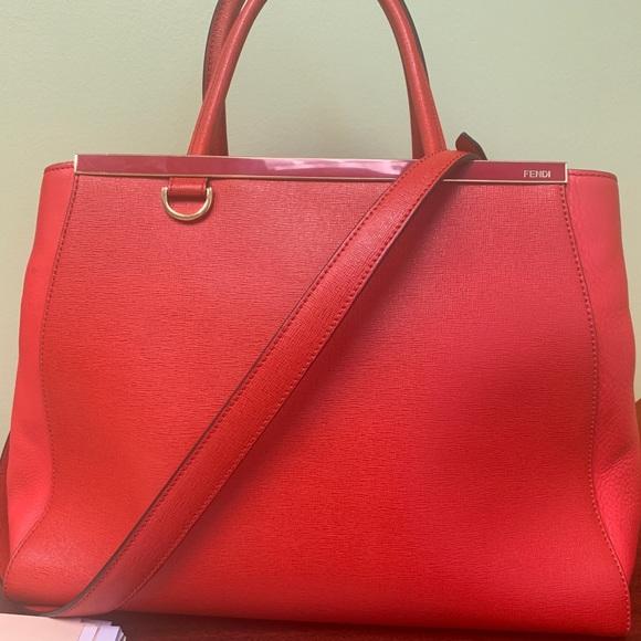 Fendi Handbags - Fendi 2jours
